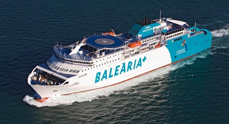Portada  Baleària cumple 13 años cubriendo la línea Algeciras-Tánger