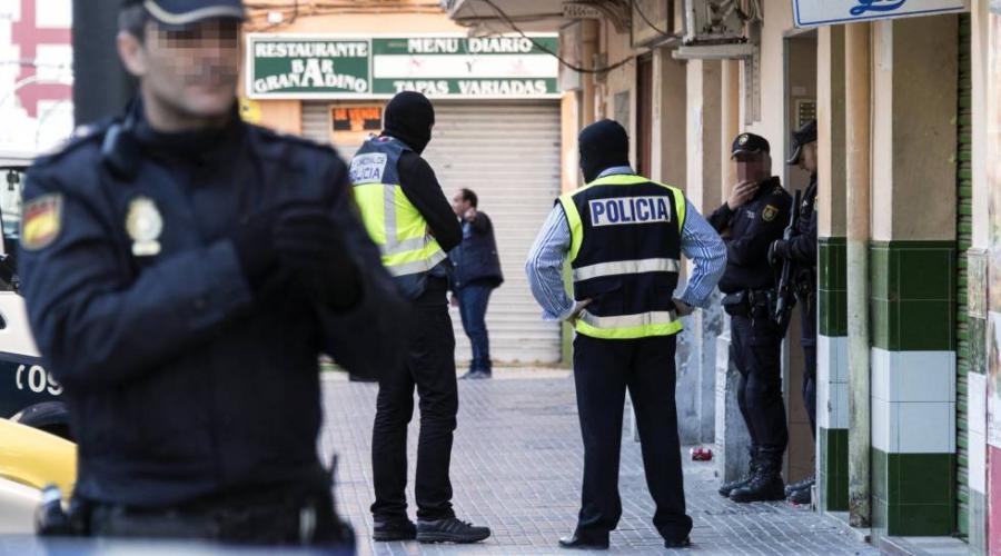 Portada  Un detenido en Palma de Mallorca por reclutar combatientes del ISIS