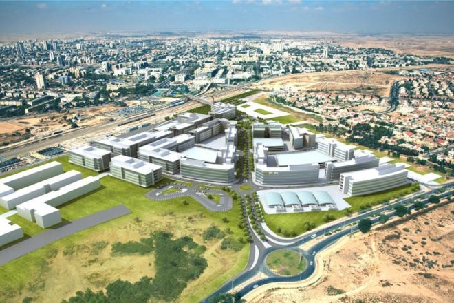 Portada  El 'ciber oasis' de Israel que blindará el mundo