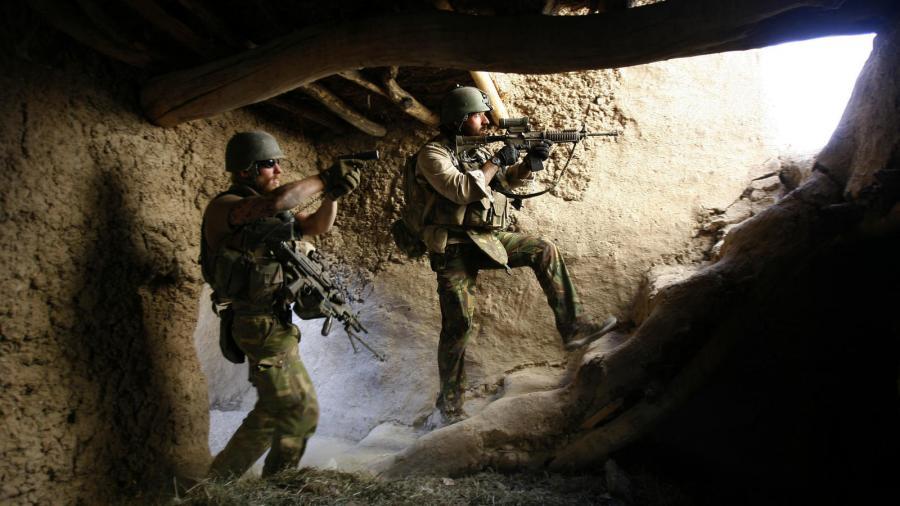 Portada  Aumenta la amenaza: militares de la Inteligencia holandesa se unen al ISIS.