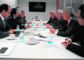 Portada  Algeciras y Tánger-Med preparan la operativa  de la ruta para...