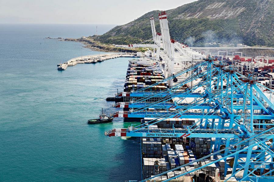Portada  Tánger-Med prepara  unas jornadas sobre seguridad marítima