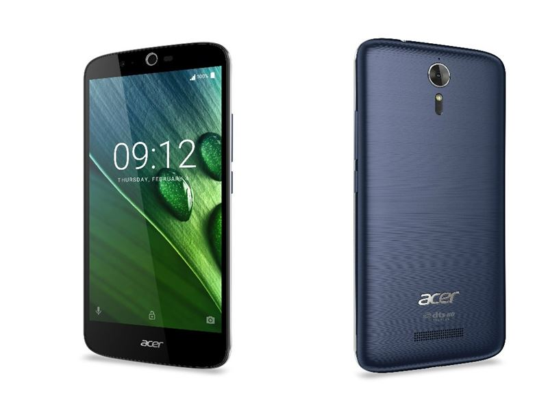 Tecno Tecnologia Acer presenta el Liquid Zest Plus y sus novedades en wearables y dispositivos conectados