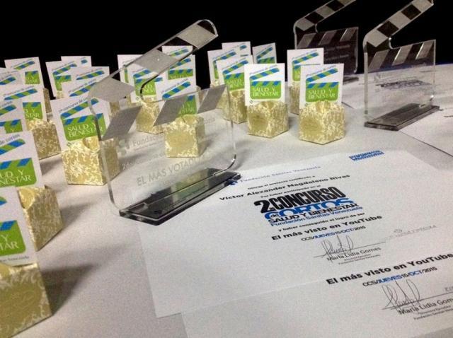 Salud Salud Fundación Sanitas premió los mejores cortos sobre salud