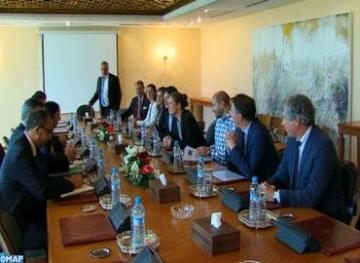 Nacional Nacional Marruecos y Los Países Bajos examinan los medios de reforzar la cooperación bilateral en materia de lucha contra el terrorismo