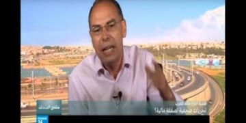 Nacional Nacional Ingresado en un hospital un intelectual marroquí en huelga de hambre