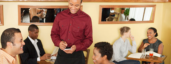 Restaurantes Restaurantes ¿Principio del fin de las propinas en los restaurantes de EE.UU?