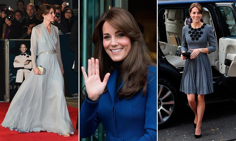 Gente Gente Y la 'royal' más elegante de este año es… ¡La Duquesa de Cambridge!