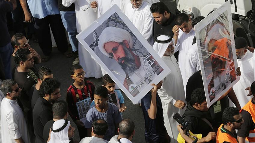Portada  Arabia Saudí ejecuta a un alto clérigo chií y otros 46 presos por terrorismo