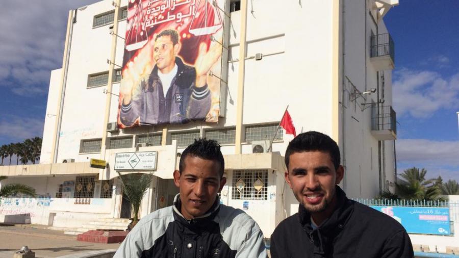 Portada  Mohamed Buazizi, un héroe cuestionado en Túnez
