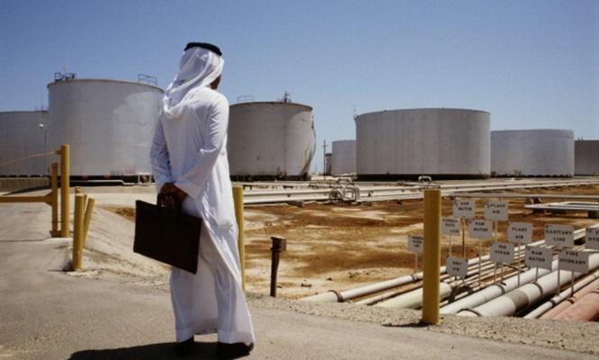 Portada  Arabia Saudí 'reconoce' el fin de la era del petróleo con la venta de Aramco