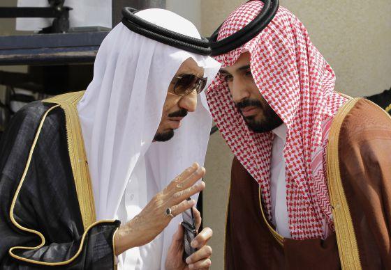 Internacional Internacional La arriesgada apuesta de Arabia Saudí