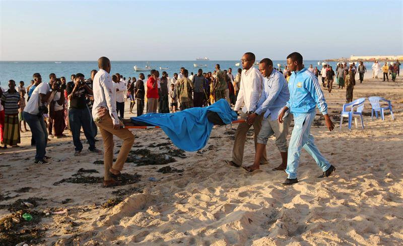 Internacional Internacional Somalia confirma la muerte de 17 personas en el ataque de Al Shabaab en una playa de Mogadiscio
