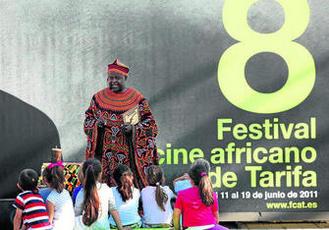 Cultura Cultura El Festival de Cine Africano regresará a Tarifa en mayo y hará...