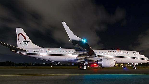 Portada  Los pilotos de Royal Air Maroc se niegan a comer los menús del avión