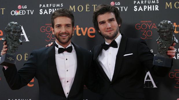 Gente Gente Pablo Alborán y su noche triunfal en los premios Goya 2016