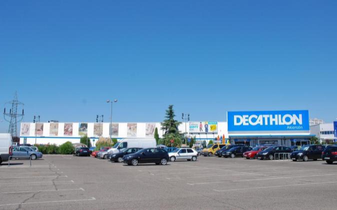 Portada  Decathlon prepara en Tánger su segundo centro de distribución mundial