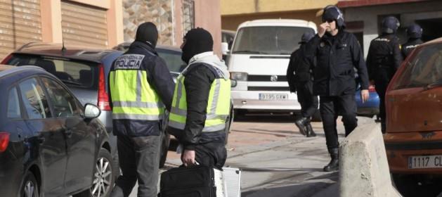 Portada  Cuatro detenidos por terrorismo yihadista en Ceuta y Marruecos