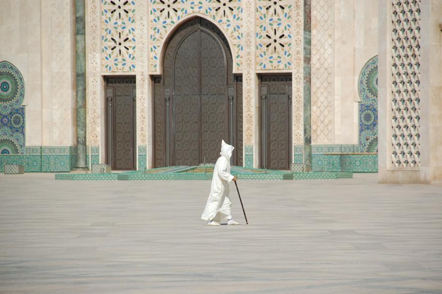 Portada  Marruecos, potencia africana
